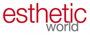 logo esthetic world